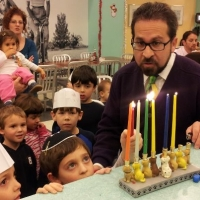 Chanukah at the Pop Shop 2012